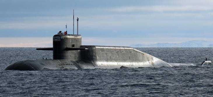«Брянск» отремонтируют в Северодвинске