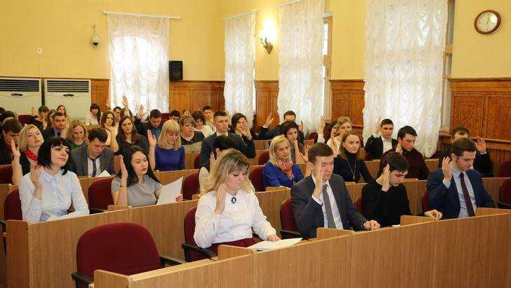 В Брянске открылась школа молодой бюрократии