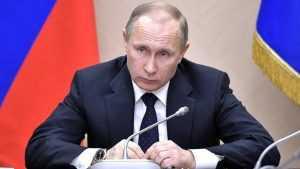 Путин высказался о несанкционированных митингах