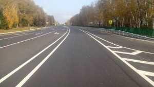 На Брянщине обновят 46 километров федеральных трасс и 4 переправы