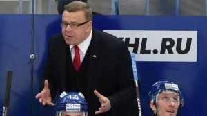 Хоккейный клуб КХЛ уволил брянского тренера