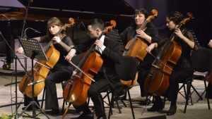 Губернаторский оркестр подарил брянским женщинам мелодию любви