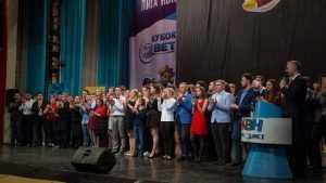 В Брянске стартовал  XVIII сезон региональной лиги Международного союза КВН