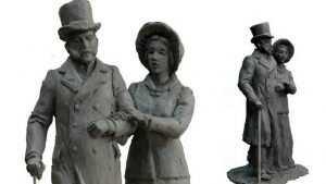 Бульвар Гагарина вывел на самую романтическую брянскую историю любви