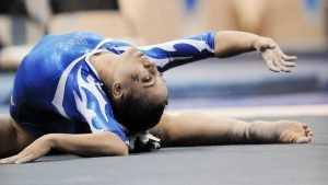 В Брянской области прошло открытое первенство по художественной гимнастике