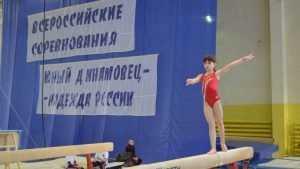 В Брянск приедут сильнейшие гимнасты России