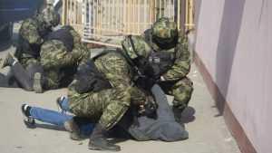 Брянские силовики показали, что будет с террористами