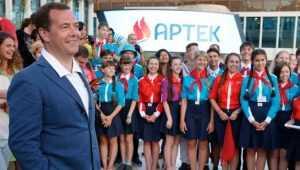 Брянские школьники летом отдохнут в  «Артеке»