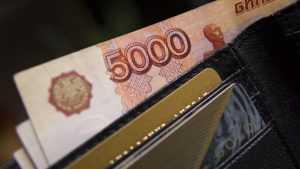 Доходы брянцев выросли на 4 процента