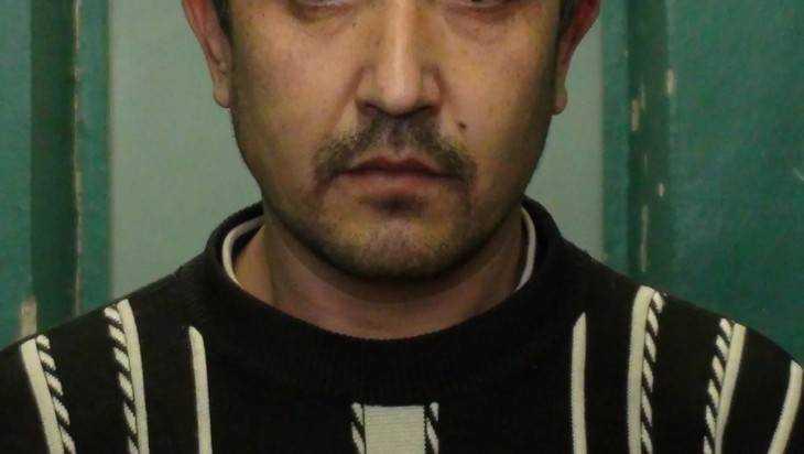 Пойманного на брянской границе таджика посадили на 10 месяцев