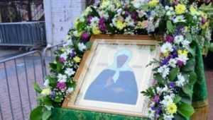 Брянцы смогут поклониться мощам святой Матроны Московской