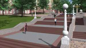 Вместо беседок, фонтанов и скульптур Брянск прирастет шарами
