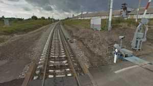 Под Брянском закроют железнодорожный переезд
