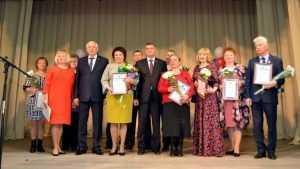 Выгоничский район Брянской области отметил 40-летие
