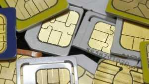 Брянцев предупредили об опасности криминальных SIM-карт