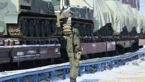 Военные испытают супер-БМП для Арктики