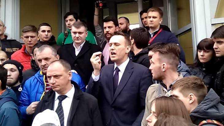 Полиция сняла с себя ответственность за акции брянских «навальнюков» 26 марта