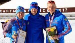 Брянский лыжник завоевал медаль на чемпионате России