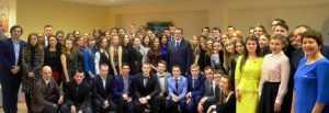 В Брянском госуниверситете дали слово лучшим студентам