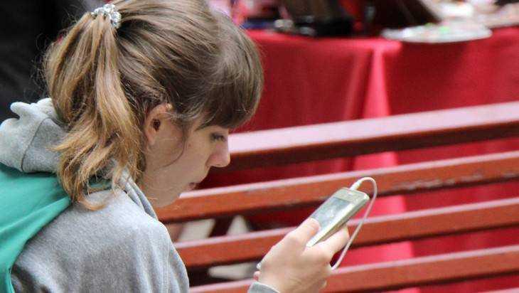 У белгородских школьников заберут смартфоны