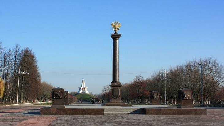 На Кургане Бессмертия в Брянске отреставрируют звезду к 9 Мая