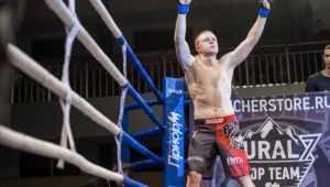 Брянский триумф вывел дебютанта в десятку лучших бойцов мира
