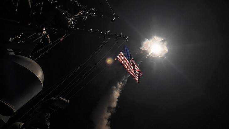 Заявление МИД России в связи с вооруженной акцией США в Сирии 7 апреля 2017 года