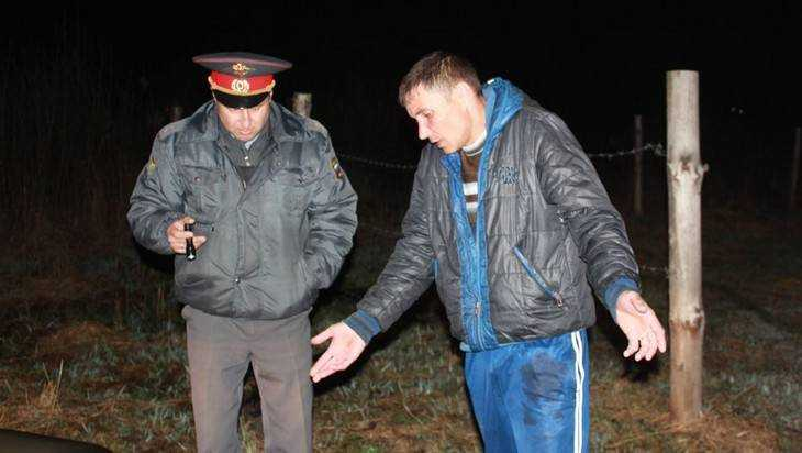 Брянские чиновники вышли на ночную «охоту»