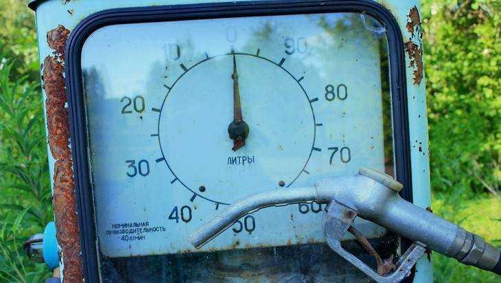 Брянцы пожаловались на перебои с бензином
