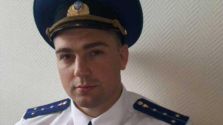 В Брянске ушел из жизни заместитель прокурора Сельцо Илья Петров