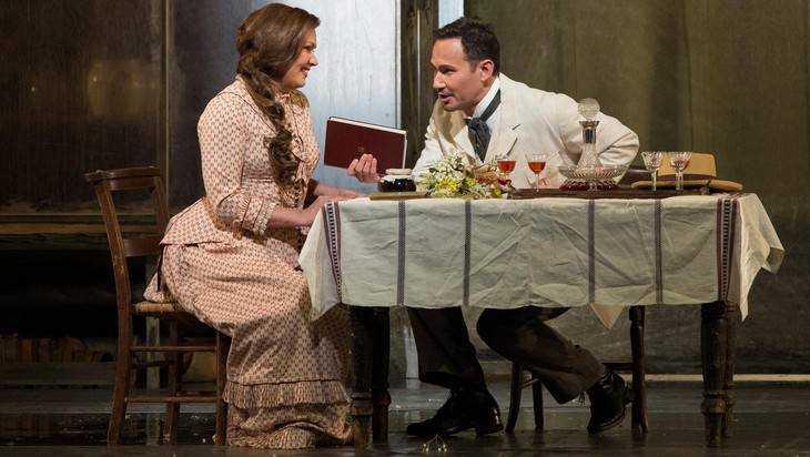 В Брянске смогут послушать оперу «Евгений Онегин» из Нью-Йорка