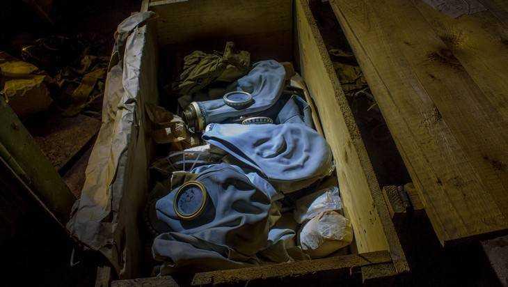 Орловские дети остались без противогазов