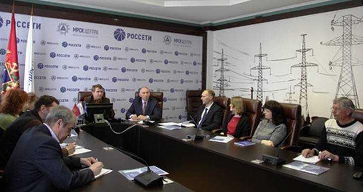 Брянские энергетики пообщались с предпринимателями