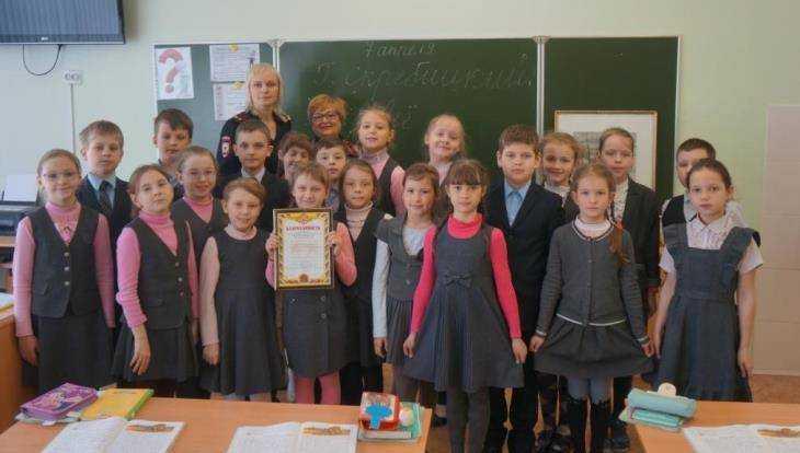В Брянске наградили ребят, нашедших пропавшего школьника Колю Подольского