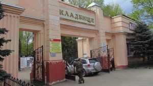 В Брянске ограничат въезд машин на кладбища