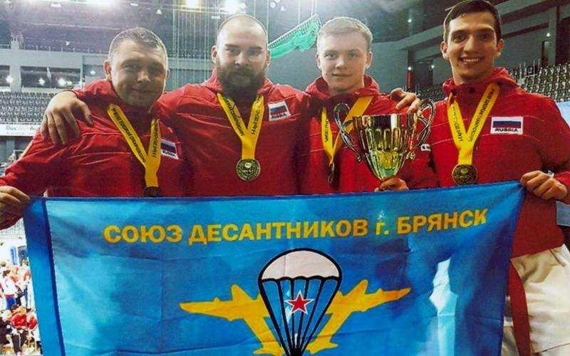 Брянский каратист стал чемпионом Европы