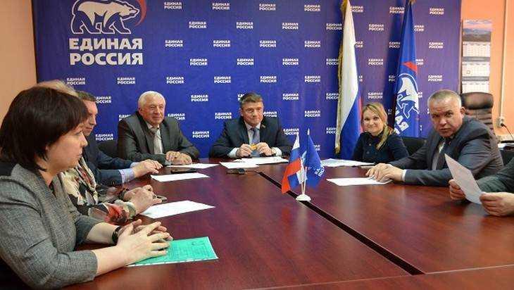 Брянский библиотекарь стал участником партийного голосования «Единой России»