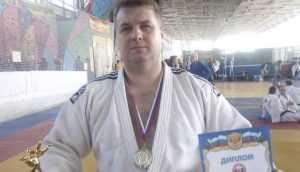 Брянский гаишник-дзюдоист стал чемпионом Москвы