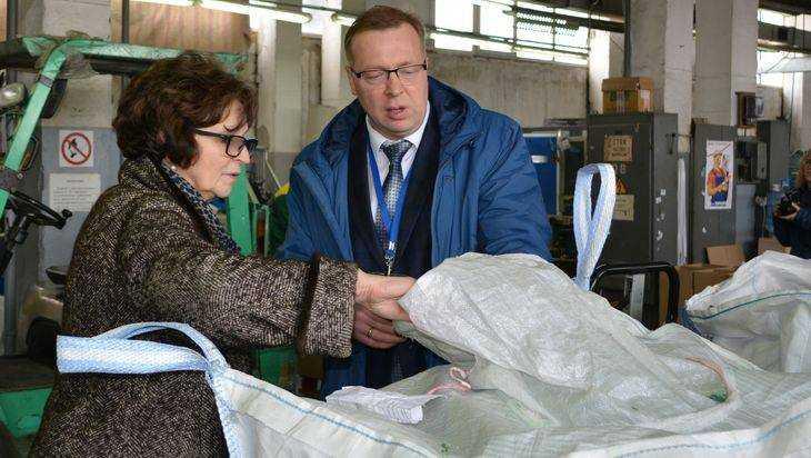 Брянский сенатор и эксперт Минпромторга высоко оценили завод «МЕТАКЛЭЙ»