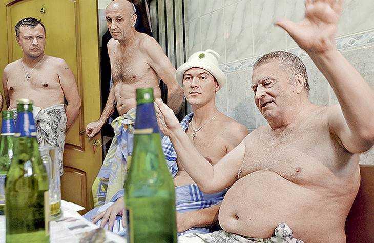 Раздраженный Жириновский поставил в трудное положение брянских бойцов