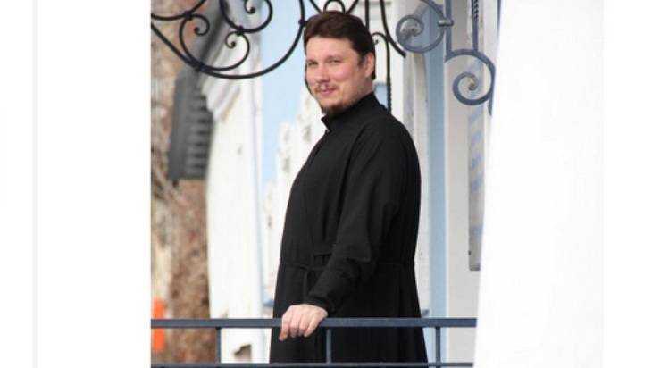 Курский священник собрался в тайгу, чтобы выжить