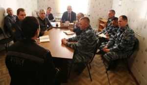 УФСИН опровергло информацию о пытках зека в колонии Брянска
