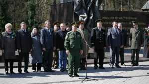 Под Брянском на Партизанской поляне прошла акция «День призывника»