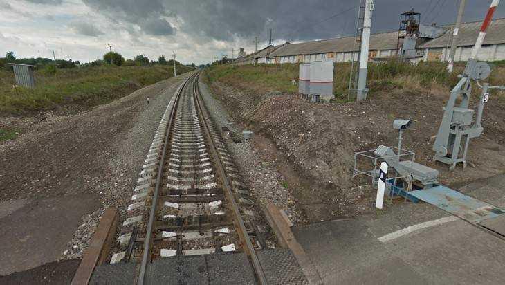 В Суземке Брянской области закроют железнодорожный переезд