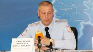 Глава Брянского УГИБДД не смог ответить, нарушил ли Коломейцев правила