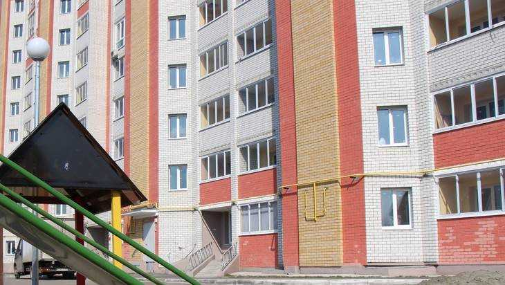 Строительная отрасль в Брянской области рухнула