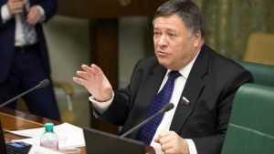 Сенатор Сергей Калашников назвал главной проблемой Брянска чиновников
