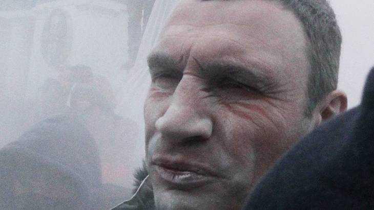 Градоначальника Брянска Макарова породнили с мэром Киева Кличко
