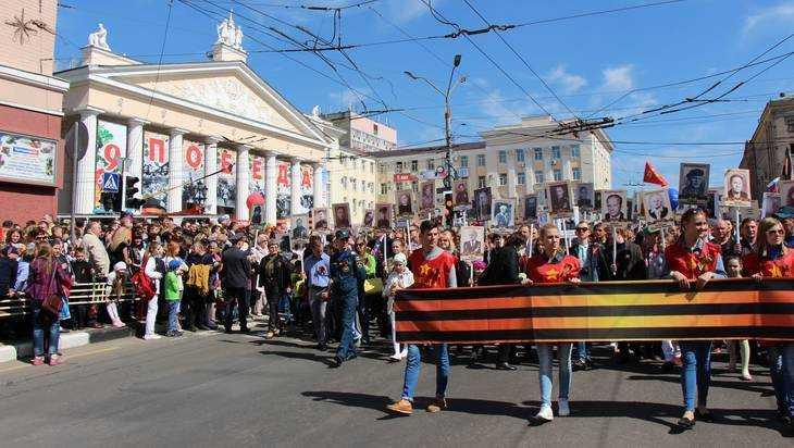 Празднование Дня Победы в Брянске завершится фейерверком на Кургане