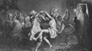 У брянских сатанистов случился неистовый шабаш